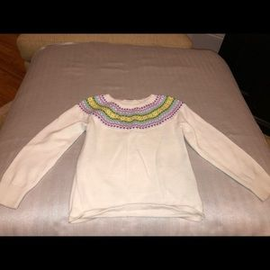 Old Navy girls sweater, 5T